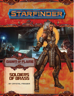 Starfinder Soldiers of Brass DoF2