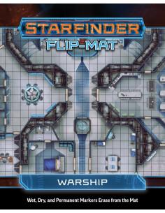 Starfinder Flip-Mat Warship