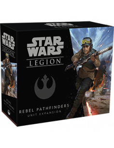 Star Wars Legion Rebel Pathfinders Unit