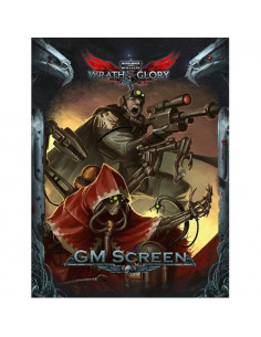 Warhammer 40K: Wrath & Glory GM Screen