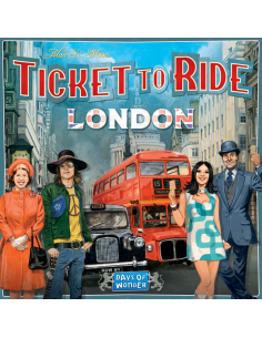 Ticket To Ride London (SE)