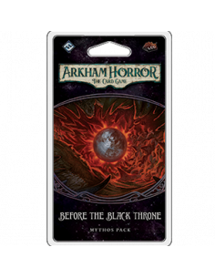 Arkham Horror Card Game Before the Black Throne