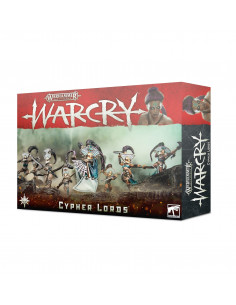 AGE OF SIGMAR WARCRY: CYPHER LORDS