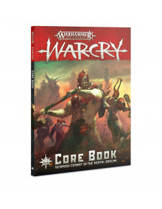 AGE OF SIGMAR WARCRY: CORE BOOK