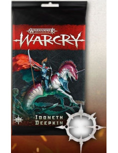 AGE OF SIGMAR WARCRY: IDONETH DEEPKIN CARD PACK