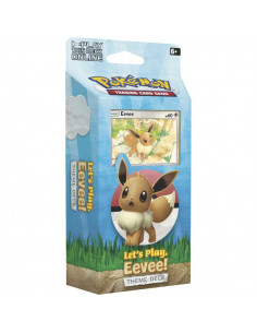 Pokémon Let´s Play Theme Deck Eevee