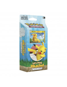 Pokémon Let´s Play Theme Deck Pikachu