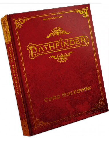 Pathfinder P2 Special Edition Core Rulebook