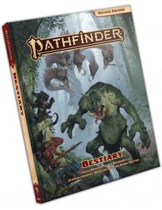 Pathfinder P2 Bestiary