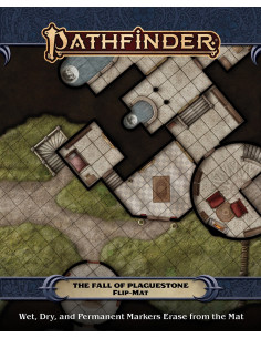 Pathfinder P2 Flip-Mat Fall of Plaguestone
