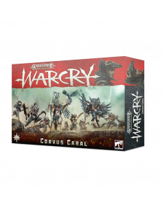 AGE OF SIGMAR WARCRY: CORVUS CABAL