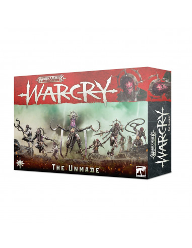 AGE OF SIGMAR WARCRY: THE UNMADE