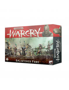 AGE OF SIGMAR WARCRY: SPLINTERED FANG