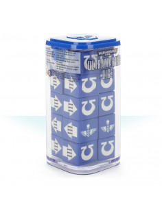 SPACE MARINES: ULTRAMARINES DICE SET
