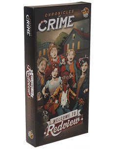 Chronicles of Crime Welcome to Redview