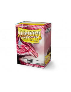Dragon Shield Pink (100)