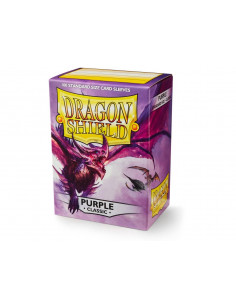 Dragon Shield Purple (100)