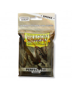 Dragon Shield Perfect Fit Smoke (100)