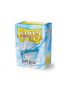 Dragon Shield Matte Sky Blue (100)