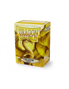 Dragon Shield Yellow (100)