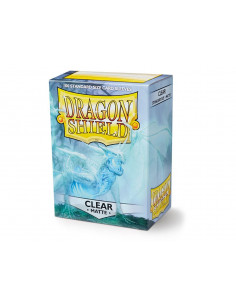 Dragon Shield Matte Clear (100)