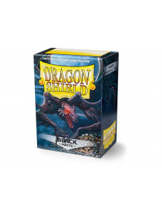 Dragon Shield Matte Black (100)