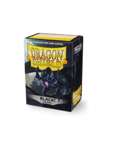 Dragon Shield Black (100)