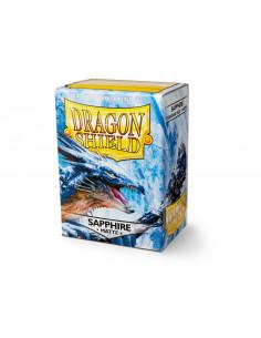 Dragon Shield Matte Sapphire (100)