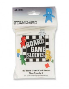 Board Game Sleeves Standard (63x88)