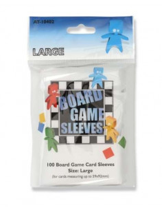 Board Game Sleeves Large (59x92)