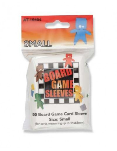 Board Game Sleeves Small (44x68)