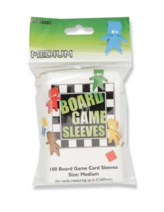 Board Game Sleeves Medium (57x89)