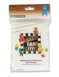 Board Game Sleeves Oversize (82x124)