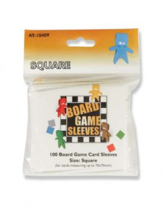 Board Game Sleeves Square (69x69)