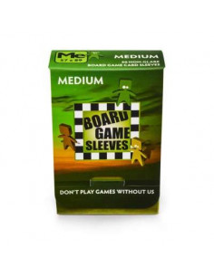 Board Game Sleeves Non-Glare Medium (57x89)