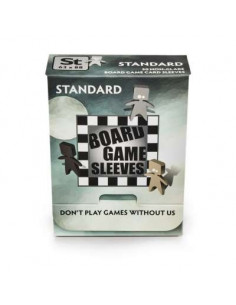 Board Game Sleeves Non-Glare Standard (63x88)