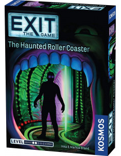 Exit: The Haunted Rollercoaster