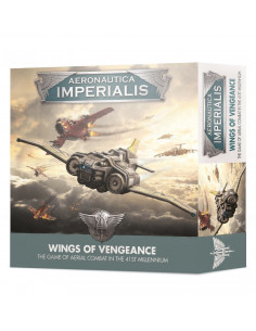 Släpps 7/9 AERONAUTICA IMPERIALIS: WINGS OF VENGEANCE
