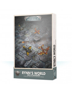 AERONAUTICA IMPERIALIS: RYNNS WORLD AREA OF ENGAGEMENT BOARD