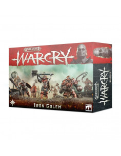 AGE OF SIGMAR WARCRY: IRON GOLEMS