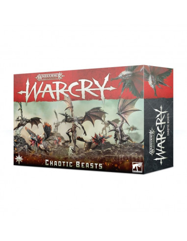 AGE OF SIGMAR WARCRY: CHAOTIC BEASTS