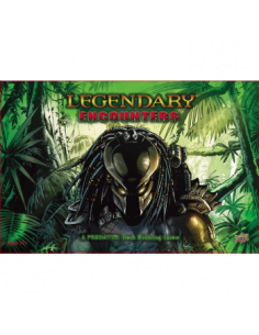 Legendary Encounters Predator