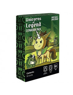 Unstable Unicorns of Legend Expansion Pack