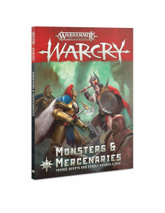AGE OF SIGMAR WARCRY: MONSTERS & MERCENARIES