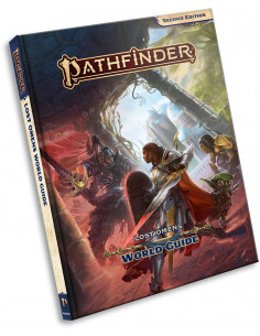 Pathfinder P2 Lost Omens World Guide