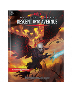 D&D 5th Edition Descent into Avernus