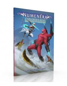 Numenera Explorers Keys 10