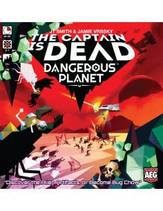 Captain is Dead Dangerous Planet