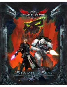 Warhammer 40K: Wrath & Glory RPG Starter Set