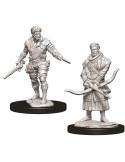 D&D Nolzur´s Miniatures Male Human Rogue